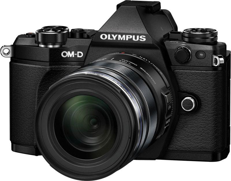 OLYMPUS OM-D E-M5 Mark II 12-50mm EZレンズキット