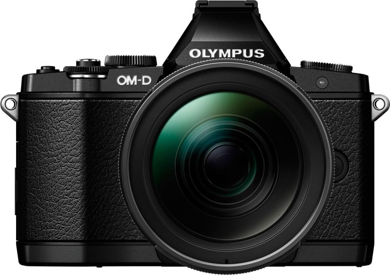 OLYMPUS OM-D E-M5・12-40mm F2.8 レンズキット