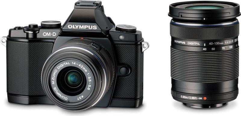OLYMPUS OM-D E-M5 ダブルズームキット