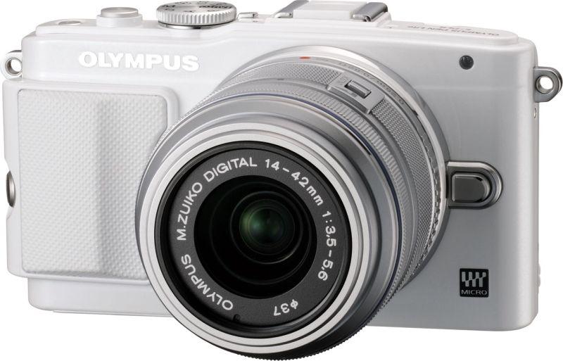 OLYMPUS PEN Lite E-PL6 レンズキット