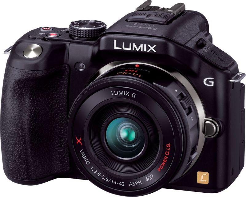 LUMIX DMC-G5X 電動ズームレンズキット