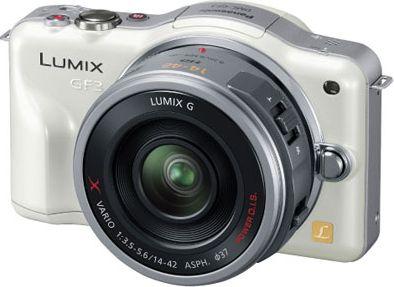 LUMIX DMC-GF3X 電動ズームレンズキット