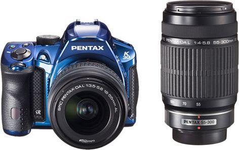 PENTAX K-30 ダブルズームキット