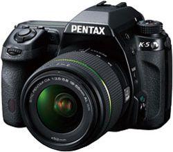 PENTAX K-5 18-55WRレンズキット