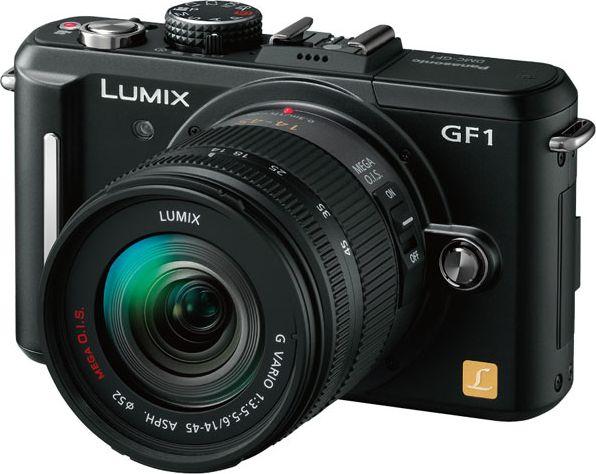 LUMIX DMC-GF1K レンズキット