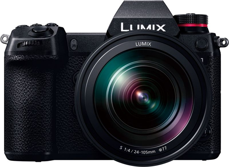 LUMIX DC-S1M 標準ズームSレンズキット