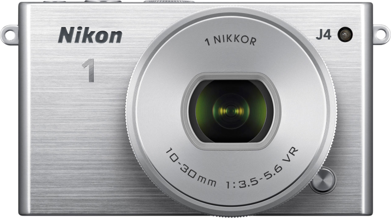 Nikon 1 J4 標準パワーズームレンズキット