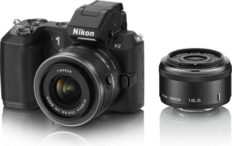 Nikon 1 V2 ダブルレンズキット
