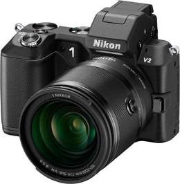 Nikon 1 V2 小型10倍ズームキット