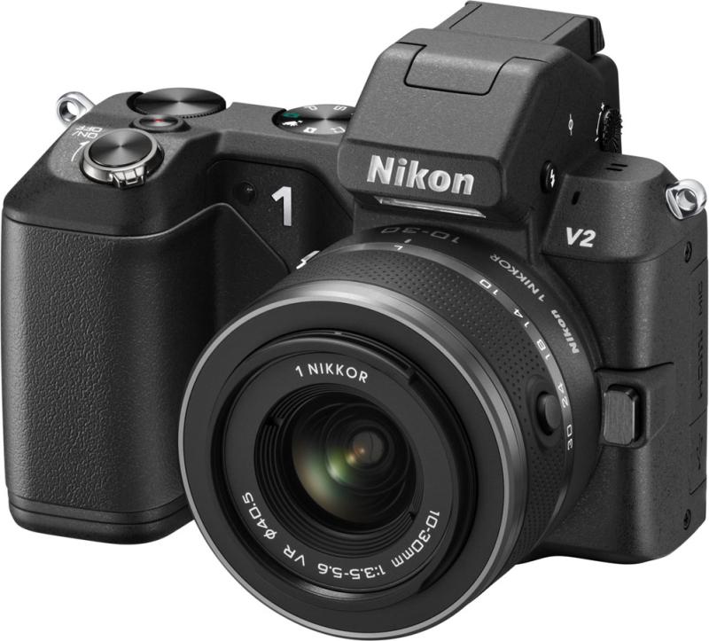 Nikon 1 V2 標準ズームレンズキット