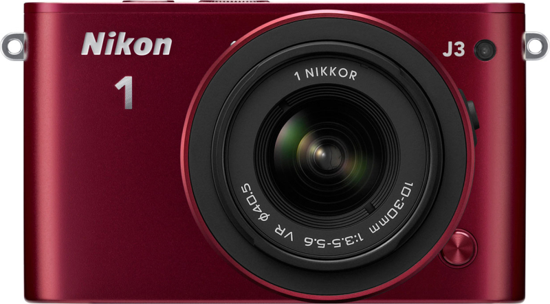 Nikon 1 J3 標準ズームレンズキット