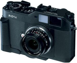 Epson Rangefinder Digital Camera R-D1xG