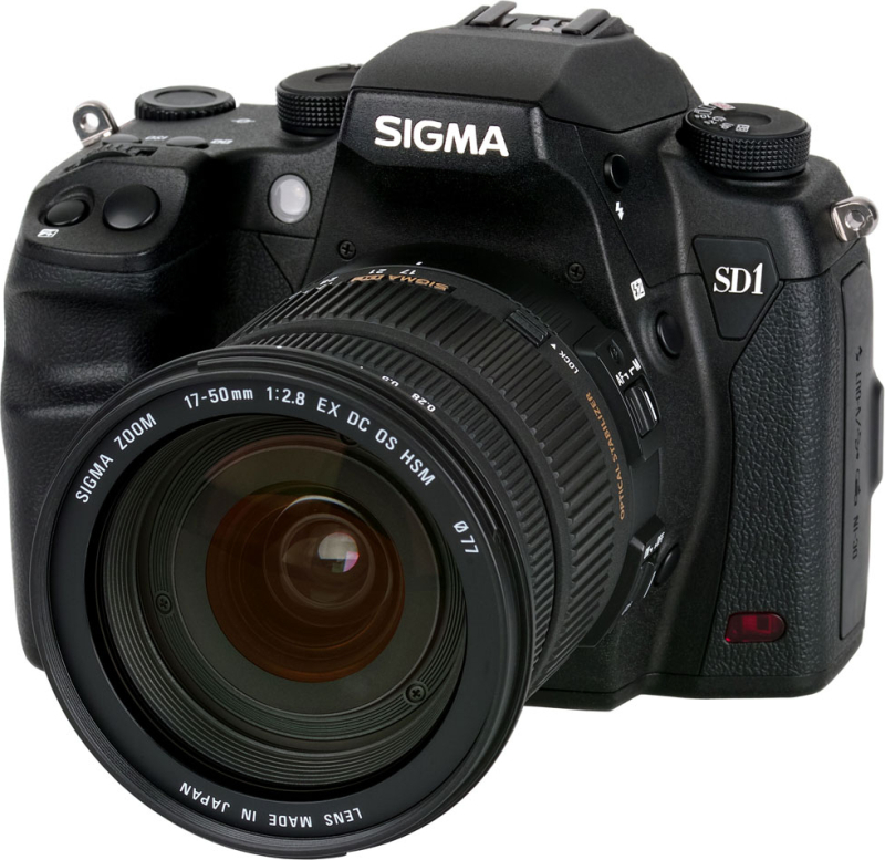 SD1 Merrill 17-50mm F2.8 EX DC OS HSM レンズキット