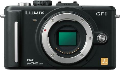 LUMIX DMC-GF1 ボディ