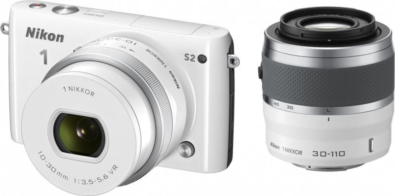 Nikon 1 S2 ダブルズームキット