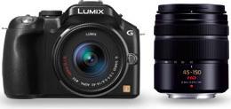 LUMIX DMC-G5W ダブルズームレンズキット