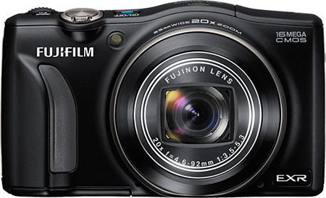 FinePix F800EXR