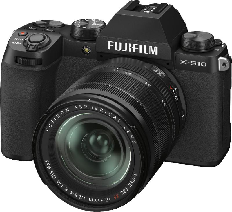 FUJIFILM X-S10 XF18-55mmレンズキット