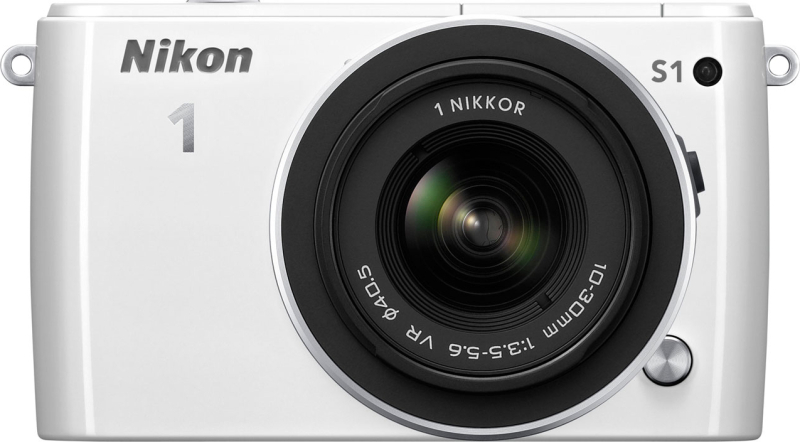 Nikon 1 S1 標準ズームレンズキット