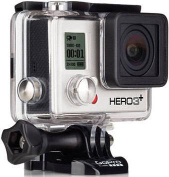 HERO3+ Silver Edition CHDHN-302