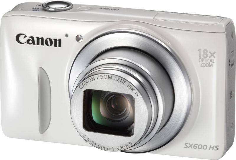 PowerShot SX600 HS