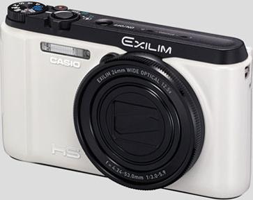HIGH SPEED EXILIM EX-FC400S
