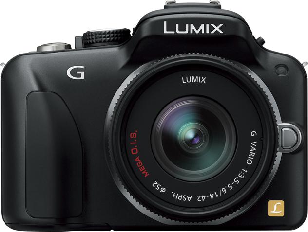 LUMIX DMC-G3K レンズキット