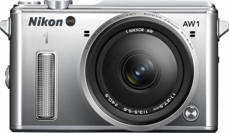 Nikon 1 AW1 防水ズームレンズキット