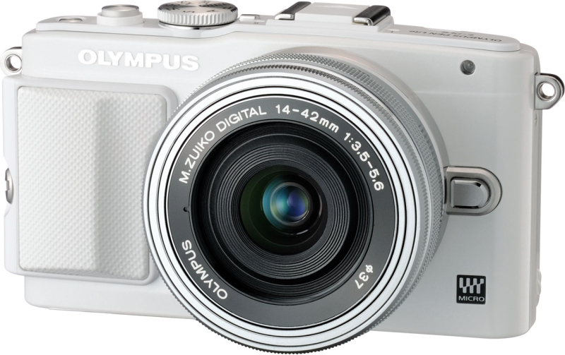 OLYMPUS PEN Lite E-PL6 14-42mm EZ レンズキット