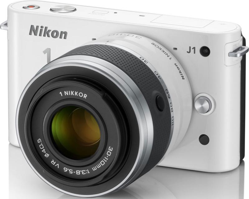 Nikon 1 J1 ダブルズームキット
