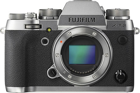 FUJIFILM X-T2 Graphite Silver Edition