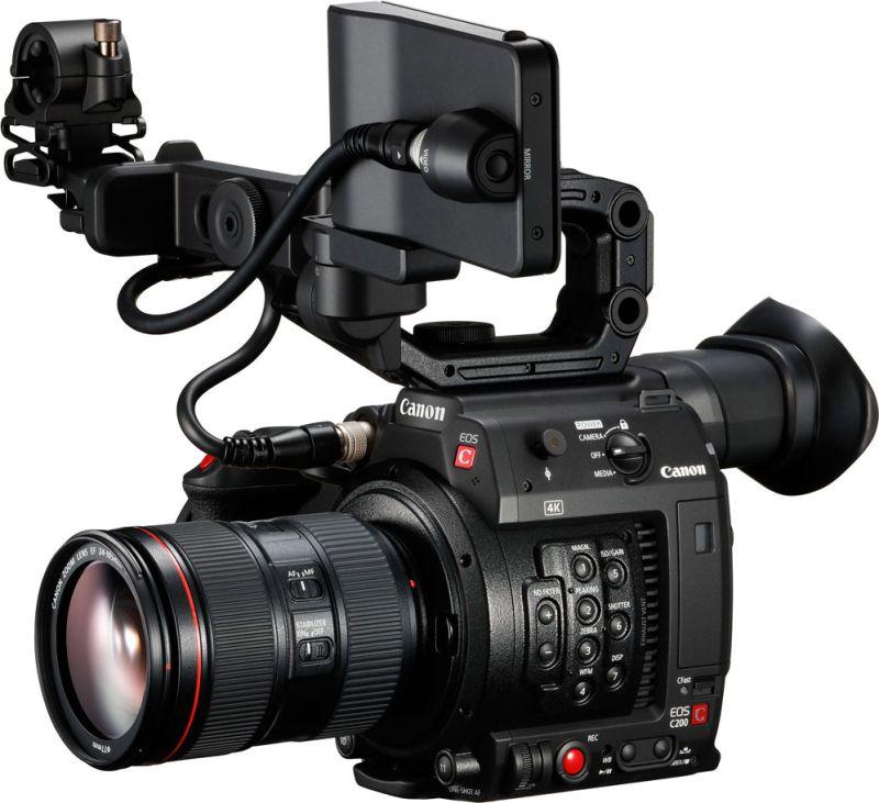 EOS C200 EF24-105L IS II USM レンズキット