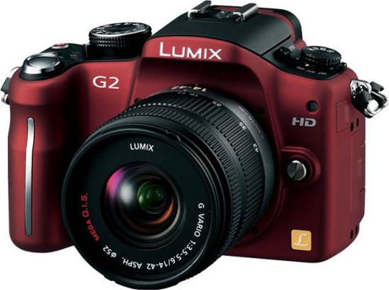 LUMIX DMC-G2K レンズキット