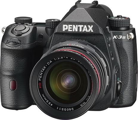 PENTAX K-3 Mark III ボディ