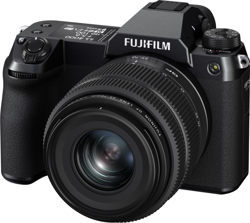 FUJIFILM GFX50S II GF35-70mmレンズキット