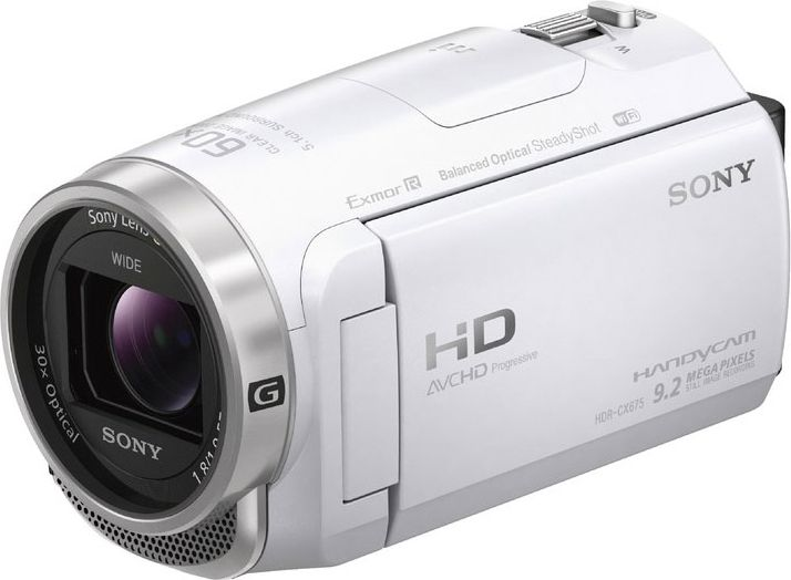 HDR-CX675