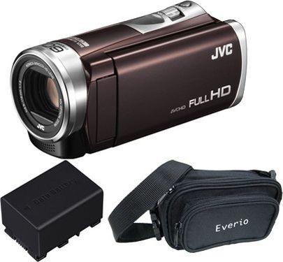 JVC Everio GZ-E400KC