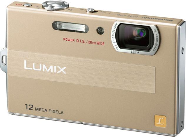 LUMIX DMC-FP8