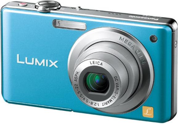 LUMIX DMC-FS6