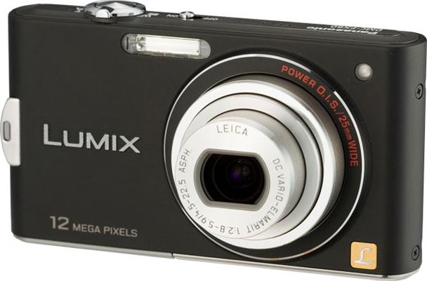 LUMIX DMC-FX60-K