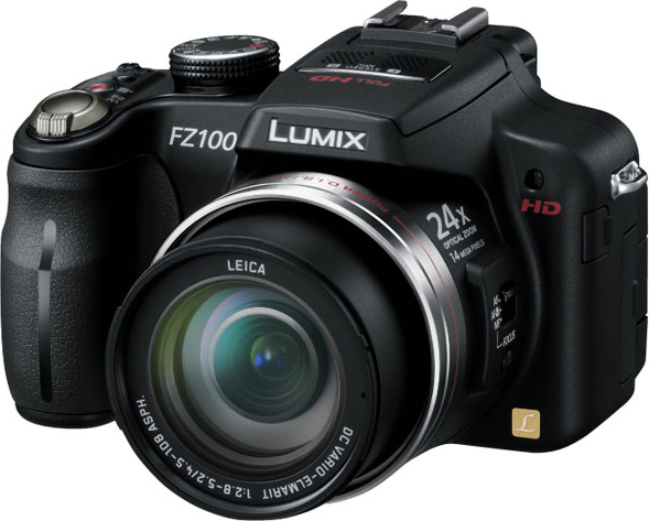LUMIX DMC-FZ100