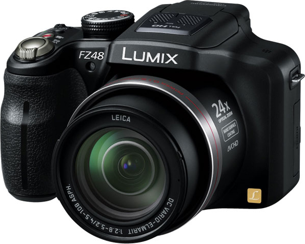 LUMIX DMC-FZ48