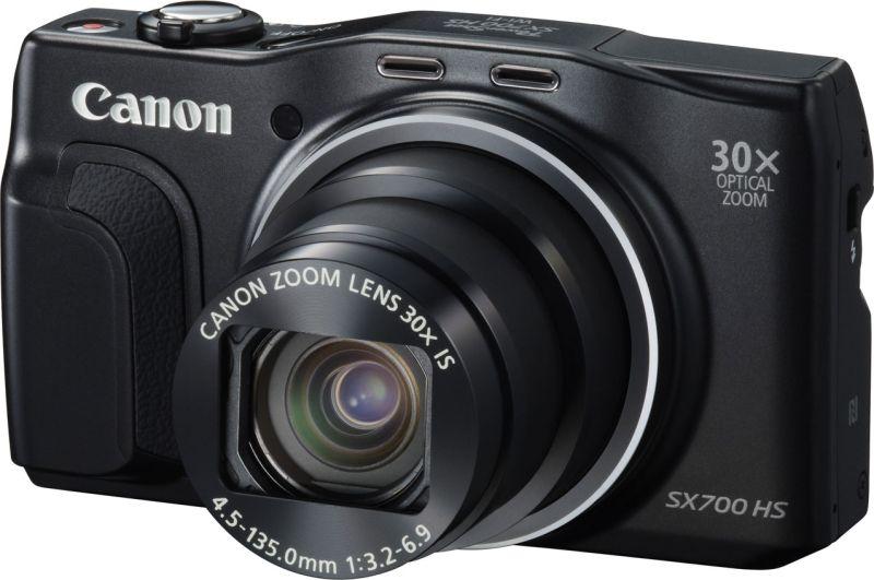 PowerShot SX700 HS