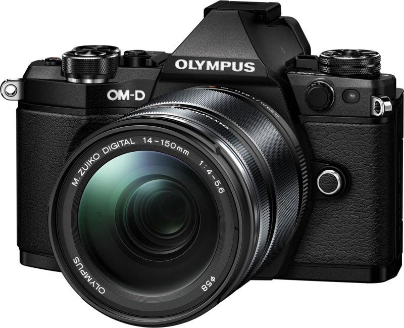OLYMPUS OM-D E-M5 Mark II 14-150mm II レンズキット