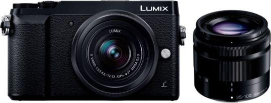LUMIX DMC-GX7MK2WK ダブルズームキット