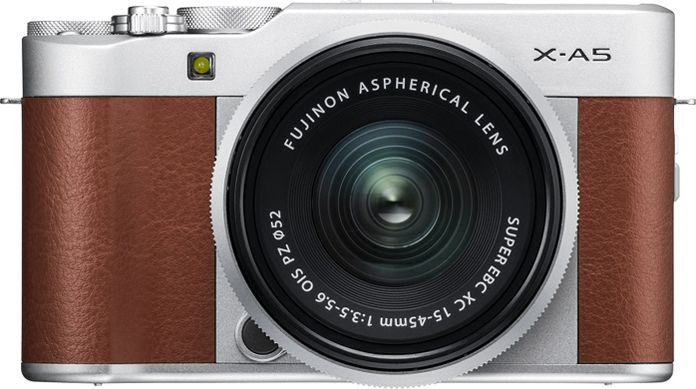FUJIFILM X-A5 レンズキット