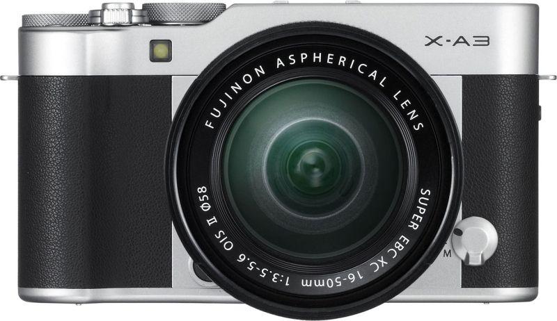 FUJIFILM X-A3 レンズキット