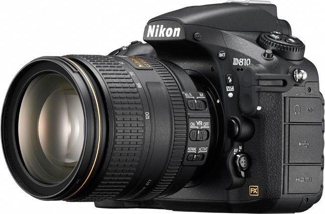 Nikon D810 24-120 VR レンズキット