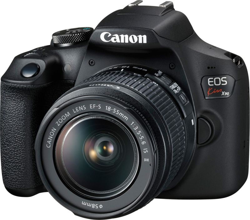 EOS Kiss X90 EF-S18-55 IS II レンズキット