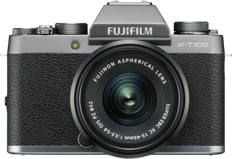 富士フイルム Xシリーズ FUJIFILM X-T100 レンズキット